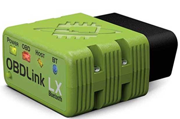 ScanTool OBDLink LX Bluetooth Professional Grade OBD-II Automotive Scan Tool