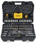 DEWALT Mechanics Tools Kit and Socket Set, 168-Piece (DWMT73803)