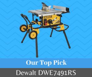 Dewalt DWE7491RS