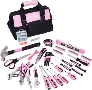 FASTPRO 220-Piece Pink Tool Set