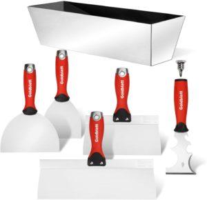 Goldblatt Drywall Hand Tool Kit - Scraper