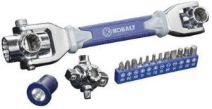 Kobalt Multi-Drive Wrench, 105129