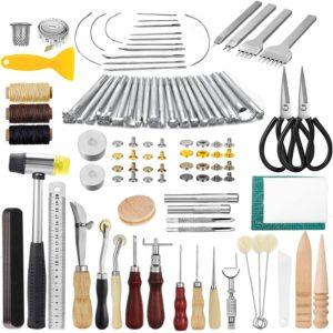 JOYPEA Leather Working Tools