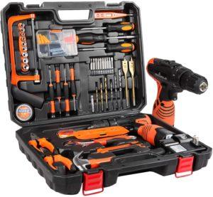 Letton Power Tools Kit Combo