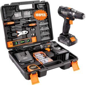 TACKLIFE Tool Set